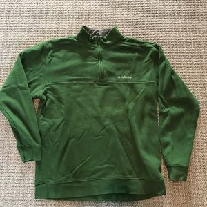 Colombia 1/4 Zip Sweatshirt
